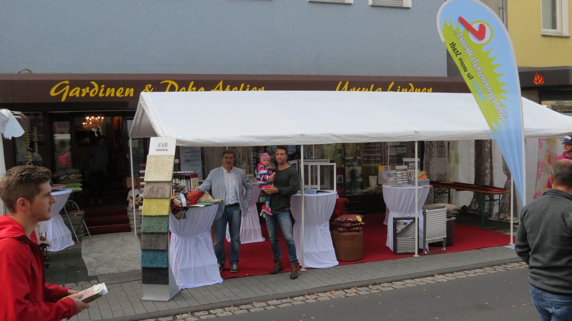 Hennefer Stadtfest 2015 - Mitglieder