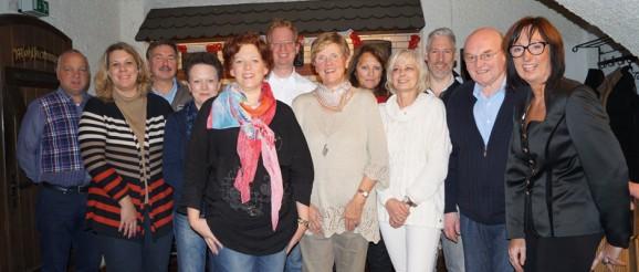 Mitgliederaustausch (26.11.2014)