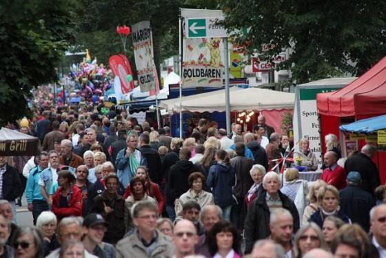Hennefer Stadtfest 2013