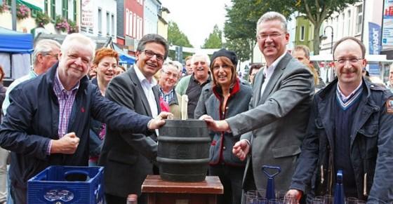Stadtfest Hennef 2012