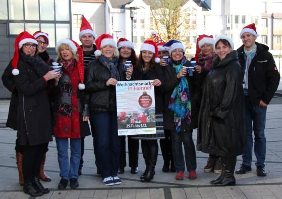 Verkaufsoffener Sonntag, Weihnachtsmarkt und Glühweinwanderweg 2013 (30.11 - 01.12.2013)