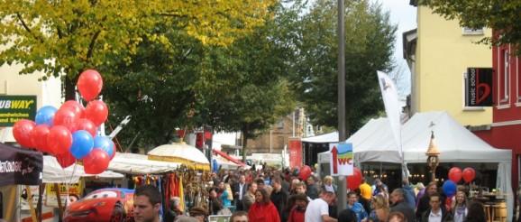 Hennefer Stadtfest 2010 - Impressionen