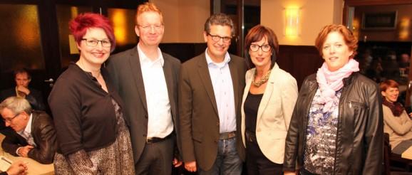 Hintergrundgespräch mit Bürgermeister Klaus Pipke (22.10.2014)