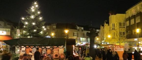 Weihnachtsmarkt Hennef 2014