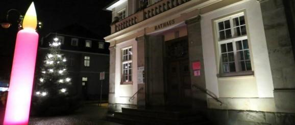 Weihnachtsshopping im Glanz der Hennefer Lichter (13.12.2014)