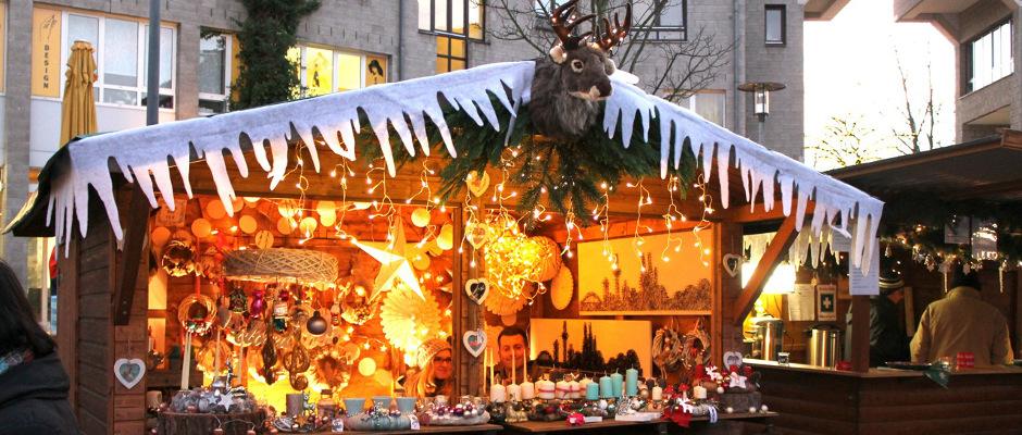 Stände Weihnachtsmarkt.Die Schönsten Weihnachtsbuden Werbegemeinschaft Hennef