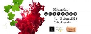 Weinfest Hennef 2018