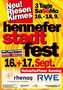 Stadtfest mit verkaufsoffenem Sonntag @ Festmeile Hennef | Hennef (Sieg) | Nordrhein-Westfalen | Deutschland