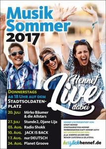 Hennef Live 2017