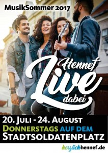 Hennef Live 2017