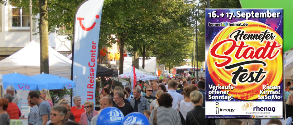 Stadtfest Hennef 2017