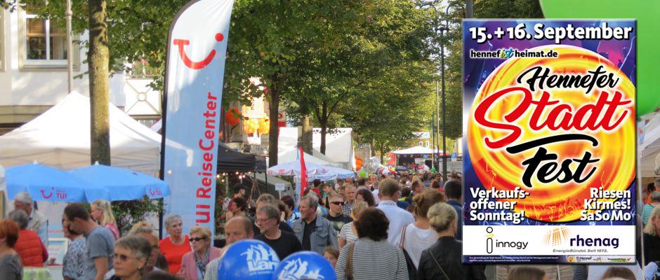 Stadtfest Hennef 2018