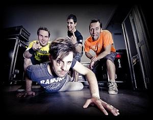 Alex im Westerland - Ärzte & Toten Hosen Tribute Band - www.alex-im-westerland.de