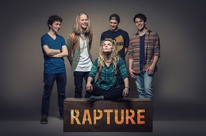 Rapture - Funk & Rock - www.rapture-band.de