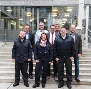 Ordnungsdienst der Stadt Hennef