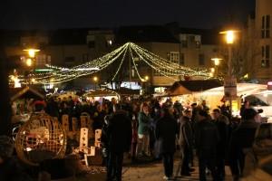 Hennefer Weihnachtsmarkt 2017