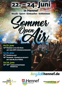 SommerOpenAir in Hennef