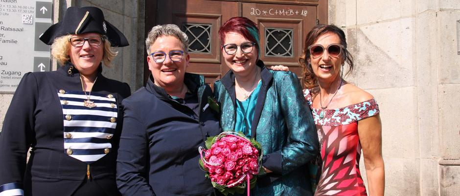 Hochzeit Ricarda Schmitz
