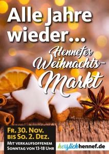 Weihnachtsmarkt Hennef 2018