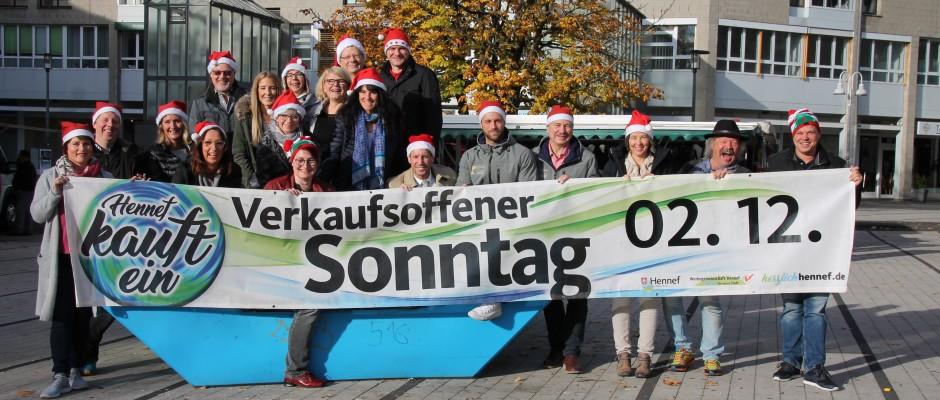 Verkaufsoffener Sonntag zum Weihnachtsmarkt in Hennef