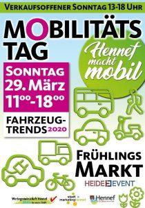 Frühlingsmarkt / Mobilitätstag @ Hennef | Hennef (Sieg) | Nordrhein-Westfalen | Deutschland