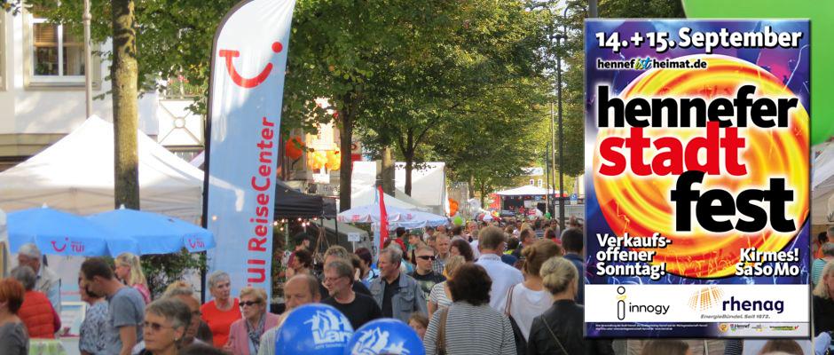 Stadtfest Hennef 2019