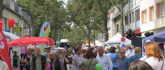 Stadtfest Hennef 2016 - Impressionen (17.+18.9.2016)