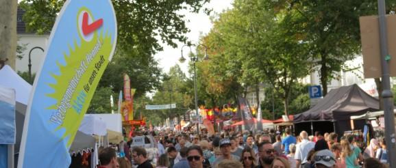 Stadtfest Hennef 2018 - Impressionen (15.+16.9.2018)