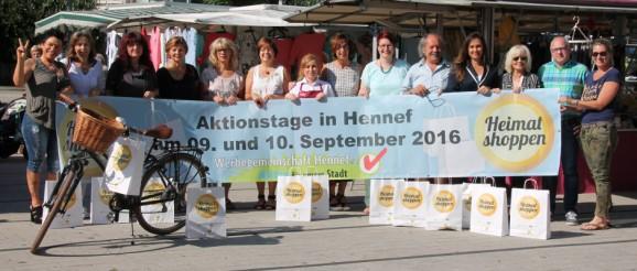 Verkaufsoffener Sonntag beim SommerOpenAir Hennef