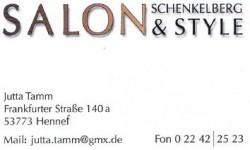 Salon Schenkelberg & Style