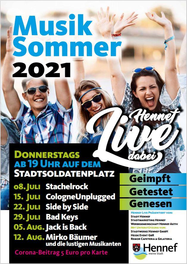 Hennef Live 2021